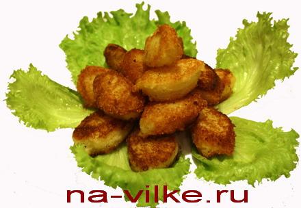 Картофельное