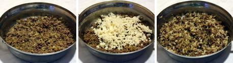 Начинка из мяса с рисом