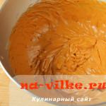 Масляный крем на сгущенке для тортов