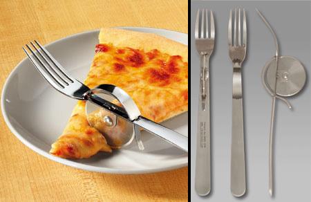 Вилка для пиццы