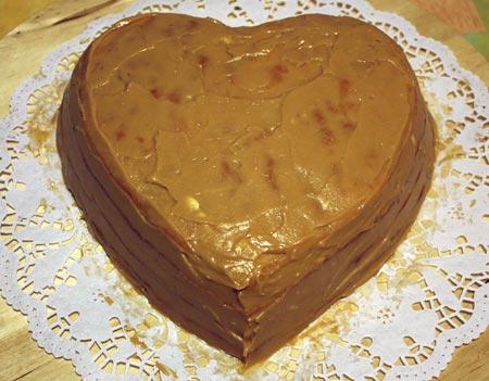 Торт-заготовка