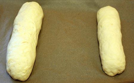 Заготовки для хлеба