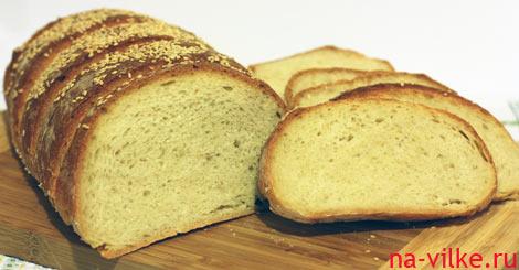 Хлеб нарезанный
