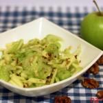 Салат из яблока и сельдерея