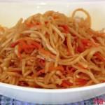 Салат из корня сельдерея по-корейски