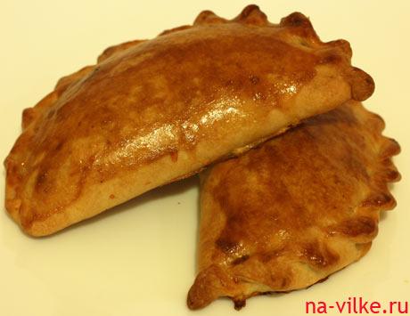 Кальцоне - итальянские пирожки