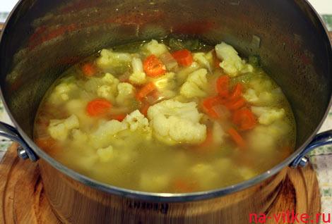 Основа для супа-пюре
