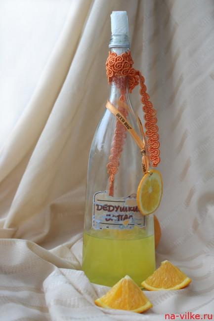 Апельсиновый уксус