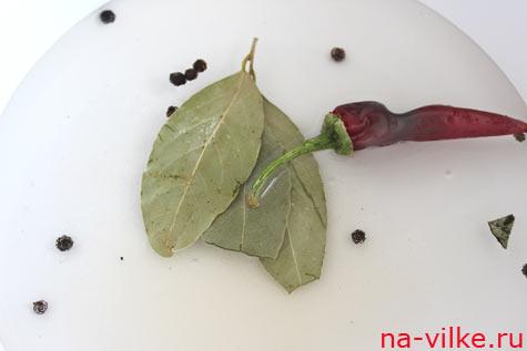 Рассол для капусты