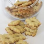 Крекеры кунжутные
