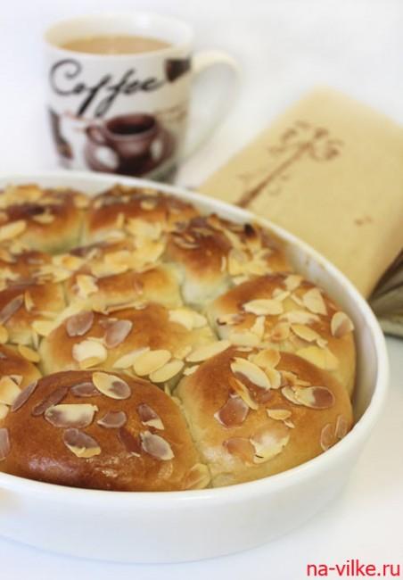 Пироги с сухофруктами Дружная семейка
