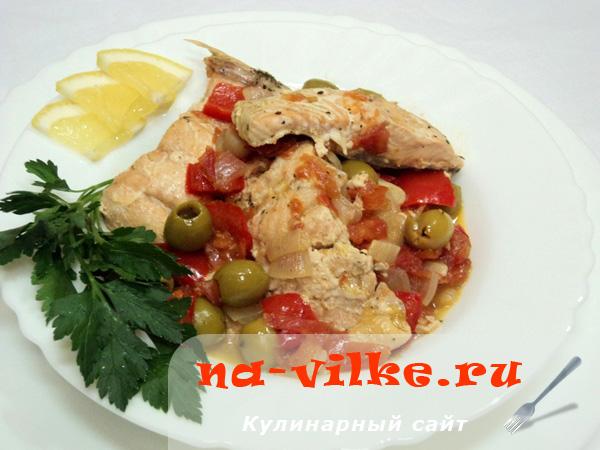 Рецепт приготовления рыбного гуляша по-молдавски