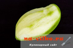 Зелёный манго