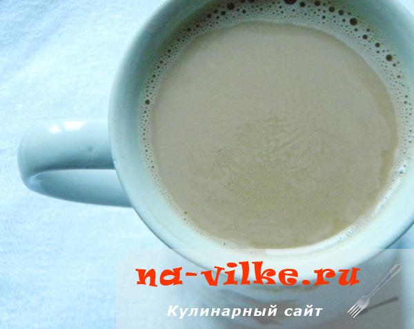 Цикорий - кофейный напиток