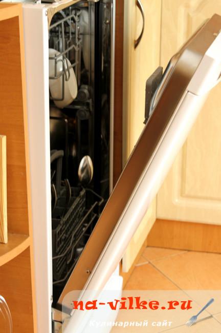 Посудомоечная машина Delfa DDW-9241 на кухне