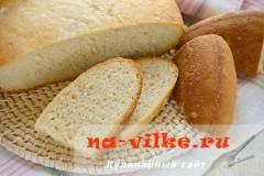 Чиабатта в хлебопечке Мулинекс — рецепт