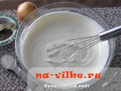 Чешский картофельный суп кулайда - рецепт с фото