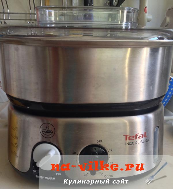 Пароварка Tefal VC 101733 – мой отзыв о кухонной технике