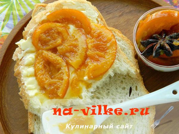 Варенье из апельсинов в мультиварке Redmond RMC-01