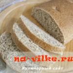 Докторский хлеб с отрубями