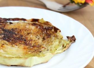 «Стейк» из капусты (Cabbage steak)