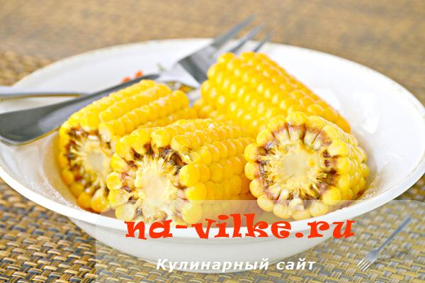 Вкусная кукуруза