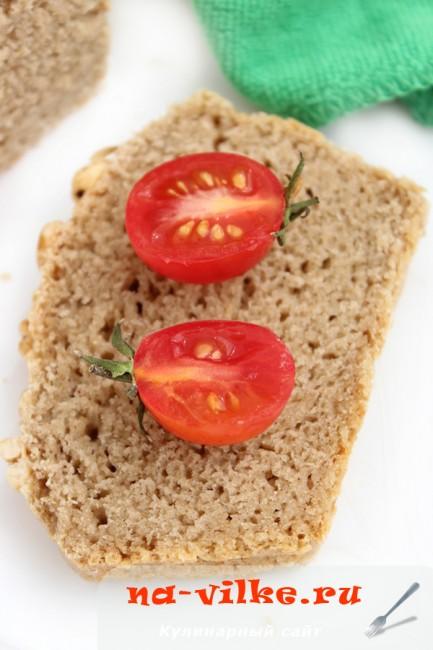 Хлеб из 5 видов муки