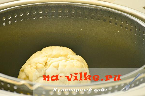 Тесто для пельменей в хлебопечке
