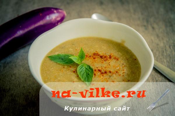 Приготовление супа-пюре с курицей