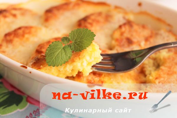 Сырники для тетей в духовке