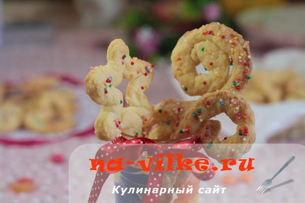 Детское печенье для праздника