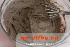 Рецепт черемухового торта со сметаной