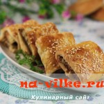 Аппетитные баклажаны, запеченные в тесте