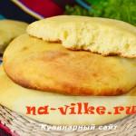 Вкусные лепешки из картофеля, муки и дрожжей