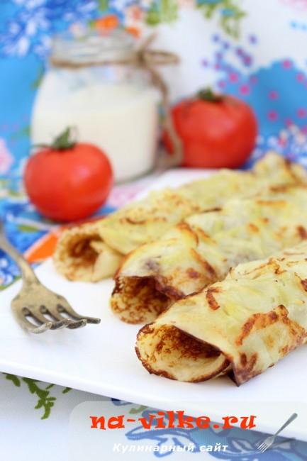 Шведские картофельные блины Ракмунг (Raggmunk)