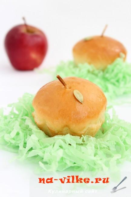 Булочки-Яблочки