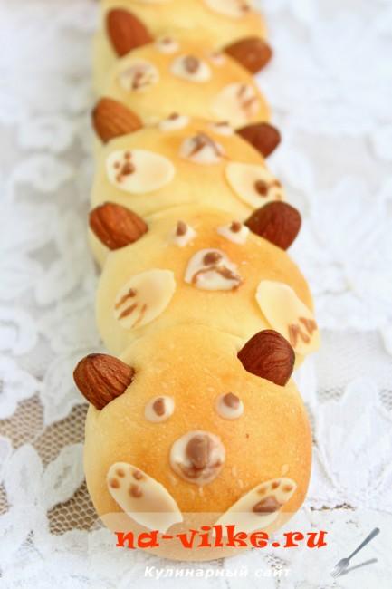 Медовые булочки