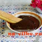 Домашняя шоколадная глазурь из какао порошка