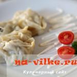 Вкусные грузинские манты в домашних условиях
