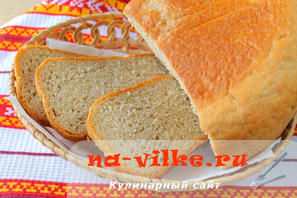 Готовим вкусный ржаной хлеб в домашних условиях