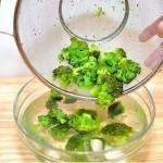 Бланшировка овощей