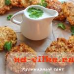 Вкусные капустные оладьи на сковороде