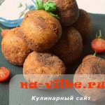 Пышные калабрийские картофельные пончики с аппетитной начинкой