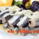 Самостоятельная засолка салаки или другой мелкой рыбы