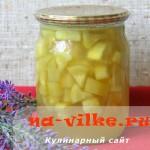 Как сделать ананасы из кабачков в домашних условиях