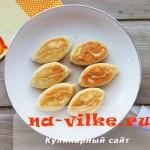 Вкусные пирожки без дрожжей с начинкой из сладкого творога