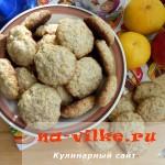 Выпекаем вкусное, мягкое и полезное овсяное печенье