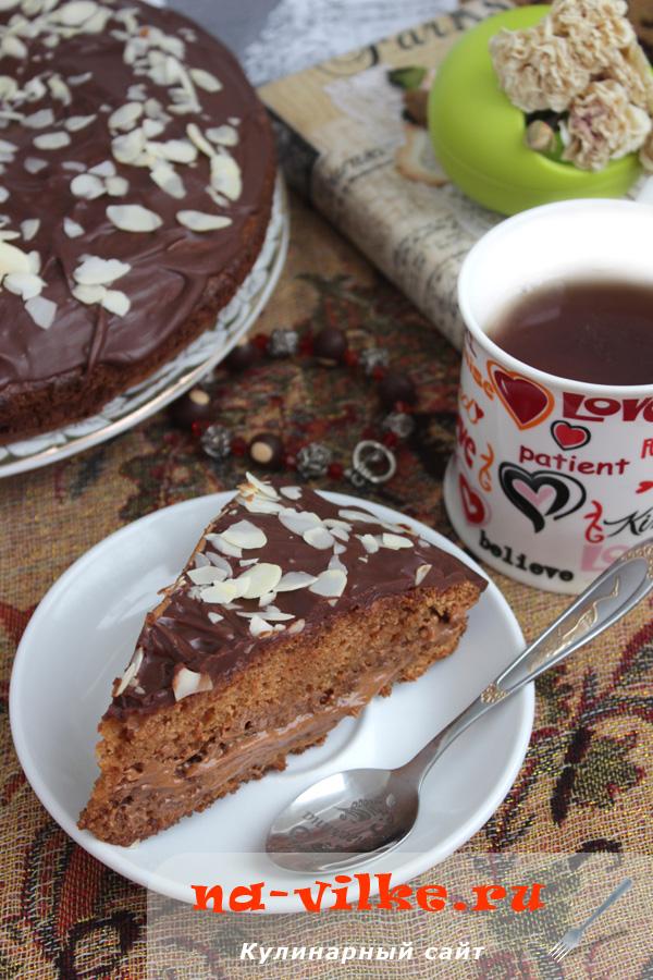 Торт Пражский