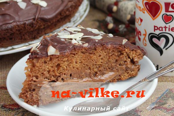 Готовим торт Прага по ГОСТу самостоятельно