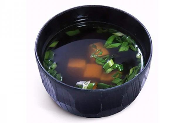 Как приготовить японский суп мисо
